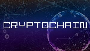 Cryptochain cover