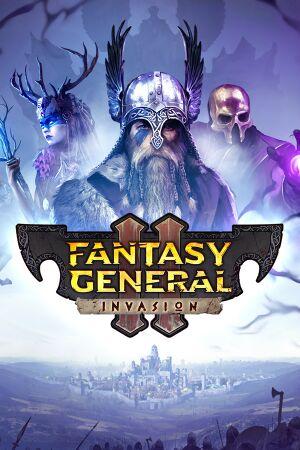 Fantasy General II cover