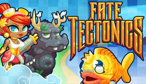 Fate Tectonics cover