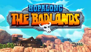 Hopalong: The Badlands cover