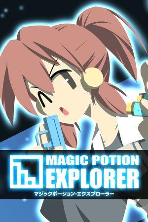 Magic Potion Explorer cover