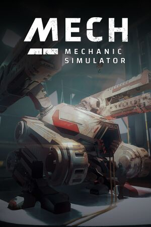 Mech Mechanic Simulator cover