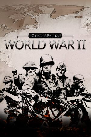 Order of Battle: World War II cover