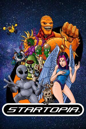 StarTopia cover