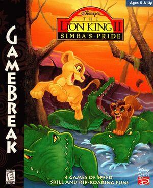The Lion King II: Simba's Pride GameBreak! cover