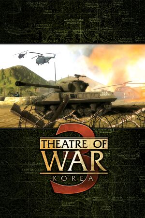 Theatre of War 3: Korea cover