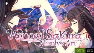 Winged Sakura: Mindy's Arc 2 cover