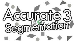 Accurate Segmentation 3 cover