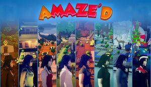 Amaze'D cover