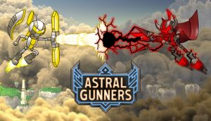Astral Gunners cover