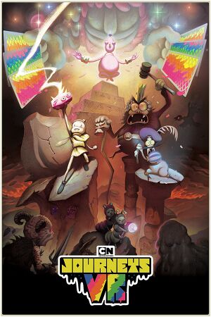 Cartoon Network Journeys VR cover
