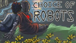 Choice of Robots cover