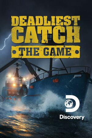 Deadliest Catch: The Game cover