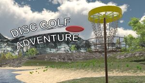 Disc Golf Adventure VR cover