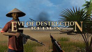 Eve of Destruction - REDUX cover