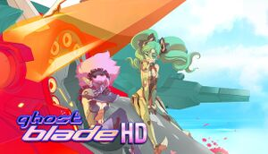 Ghost Blade HD cover