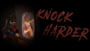 Knock Harder cover