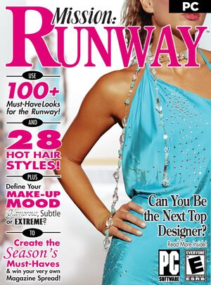 Mission Runway cover