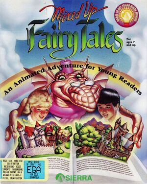 Mixed-Up Fairy Tales cover
