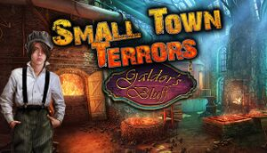Small Town Terrors: Galdor's Bluff cover