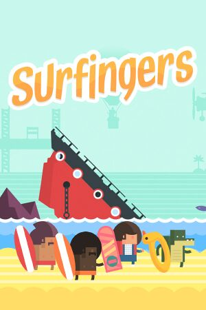 Surfingers cover