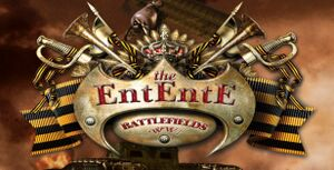 The Entente Gold cover