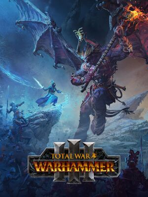 Total War: Warhammer III cover