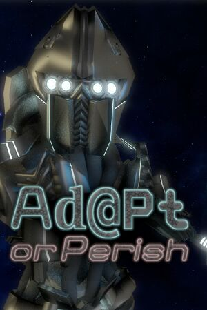 Adapt or Perish cover
