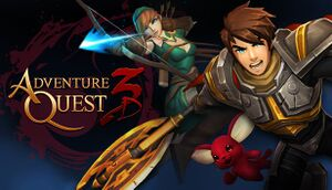 AdventureQuest 3D cover