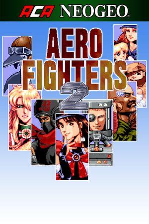 Aero Fighters 2 cover
