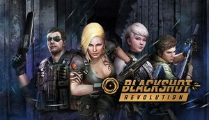 BlackShot: Revolution cover