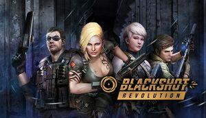 BlackShot: Revolution cover