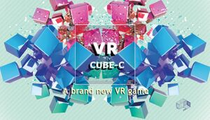 CUBE-C: VR Game Collection cover