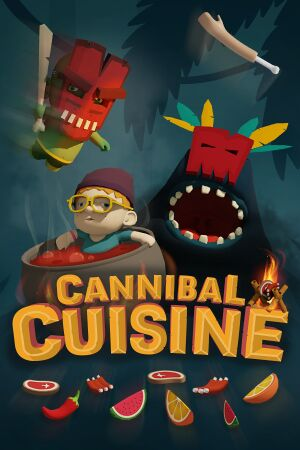 Cannibal Cuisine cover