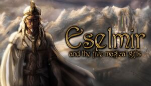 Eselmir and the Five Magical Gifts cover