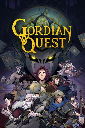 Gordian Quest cover