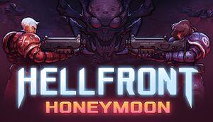 Hellfront: Honeymoon cover