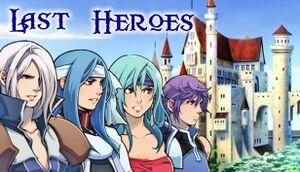 Last Heroes cover