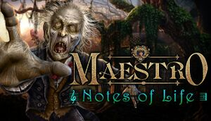 Maestro: Notes of Life Collector's Edition cover