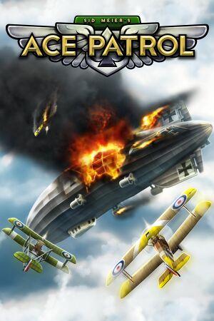 Sid Meier's Ace Patrol cover