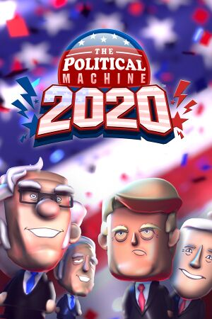 The Political Machine 2020 cover