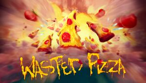 Wasted Pizza cover
