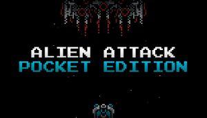 Alien Attack: Pocket Edition cover