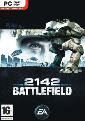 Battlefield 2142 cover