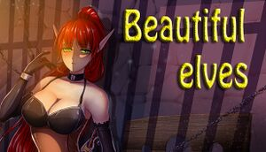 Beautiful elves cover