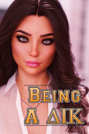 Being a DIK - Season 1 cover