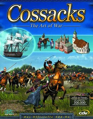 Cossacks: The Art of War cover