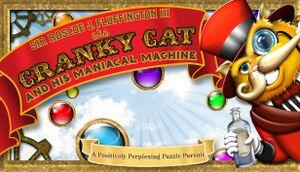 Cranky Cat cover