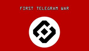 First Telegram War cover