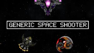 Generic Space Shooter cover